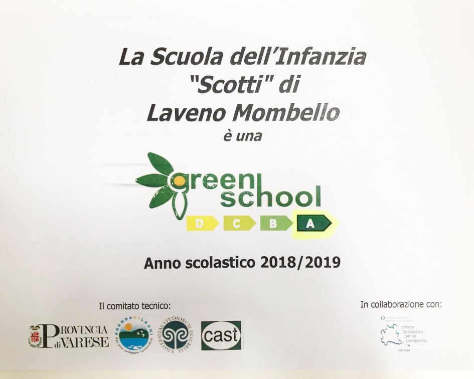 Green School 2018-2019